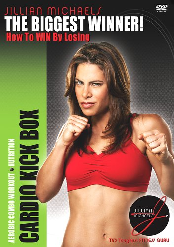 Then and Now - Jillian Michaels Cardio Kickbox and Kickbox Fastfix DVD reviews (1/2)