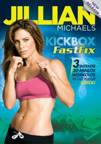 Then and Now - Jillian Michaels Cardio Kickbox and Kickbox Fastfix DVD reviews (2/2)