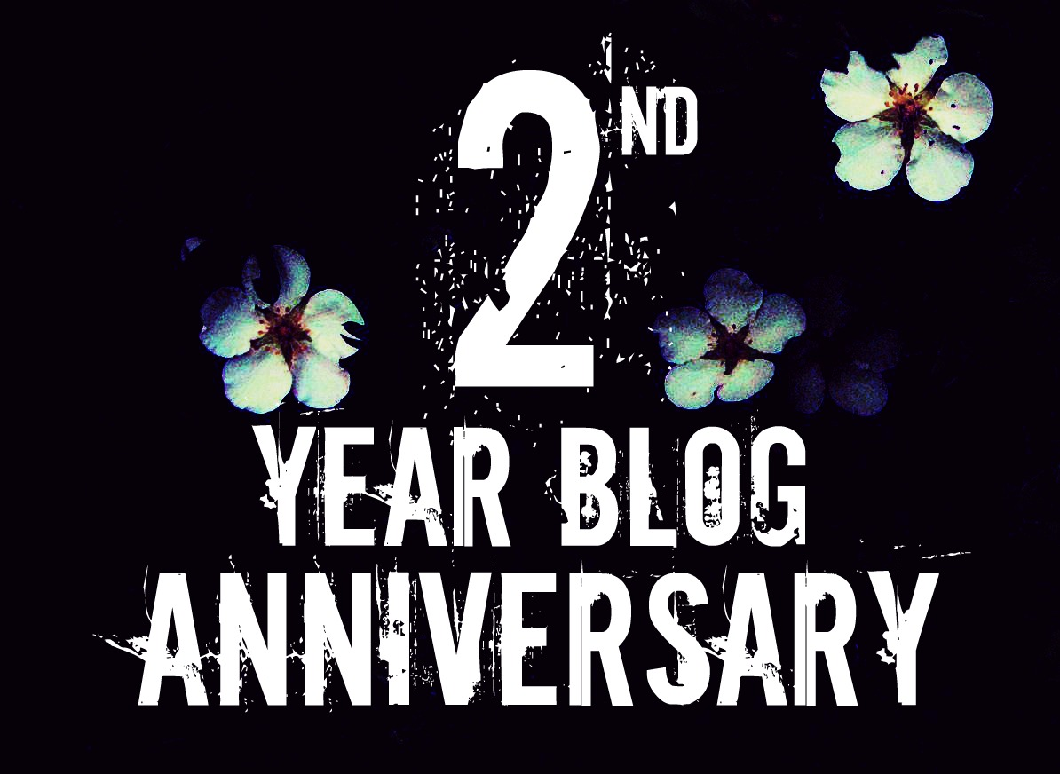 Image result for blog anniversary 2 year
