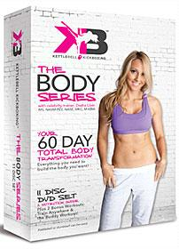 Dasha Libin Kettlebell Kickboxing The Body Series 40/20 Workout DVD Review