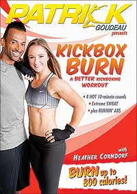 Patrick Goudeau Presents Kickbox Burn Workout DVD Review