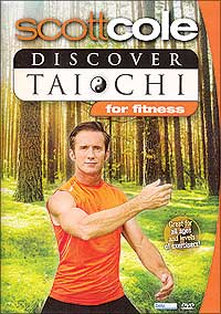 Scott Cole Discover Tai Chi For Fitness Workout DVD Review