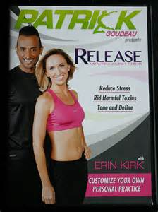 Patrick Goudeau Presents: Release with Erin Kirk - Yoga DVD Review