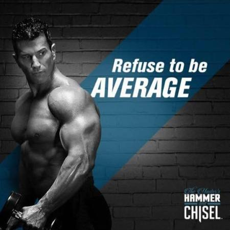 Hammer&CHiselMaxHammerStrength