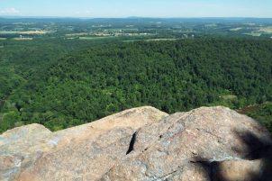 Hawk Rock - Cove Mountain - Appalachian Trail